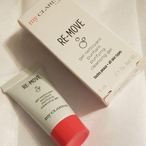 Clarins Makeup - 5/25 bundle. Clarins Re-move Cleansing Gel